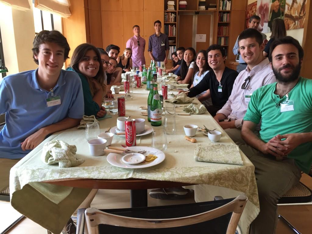 Florentine Lunch