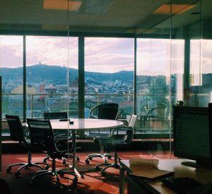 YouBarcelona meeting room